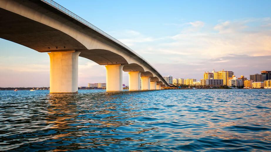 image Sarasota Ringling bridge